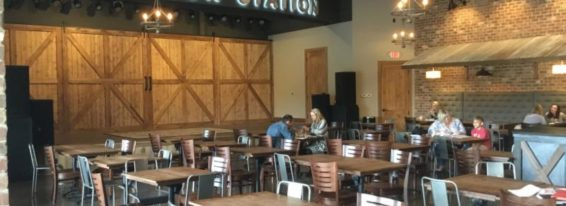 Wellston Station Music and Coffee Venue