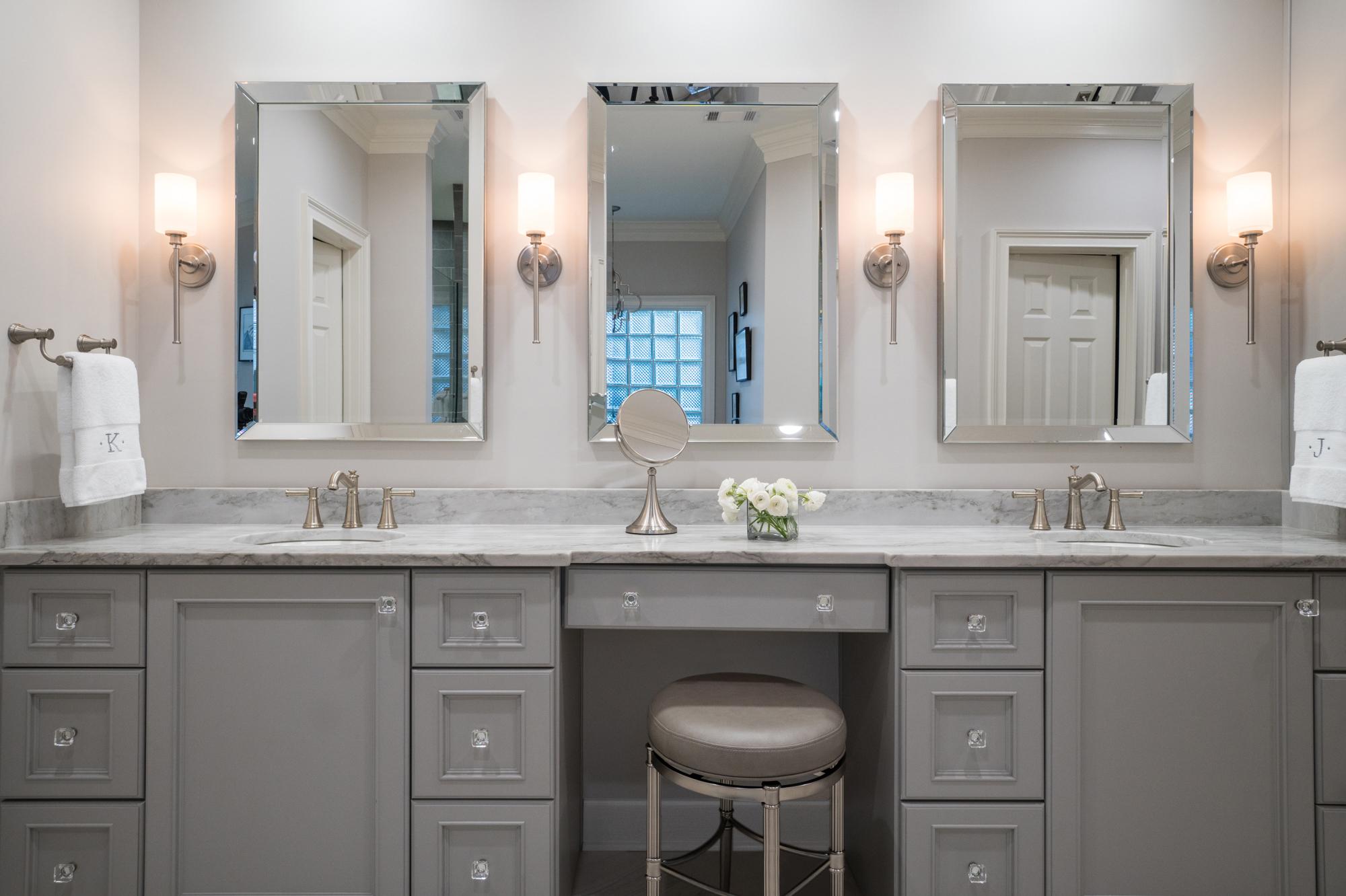 Bath by Valerie Garrett Interior Design