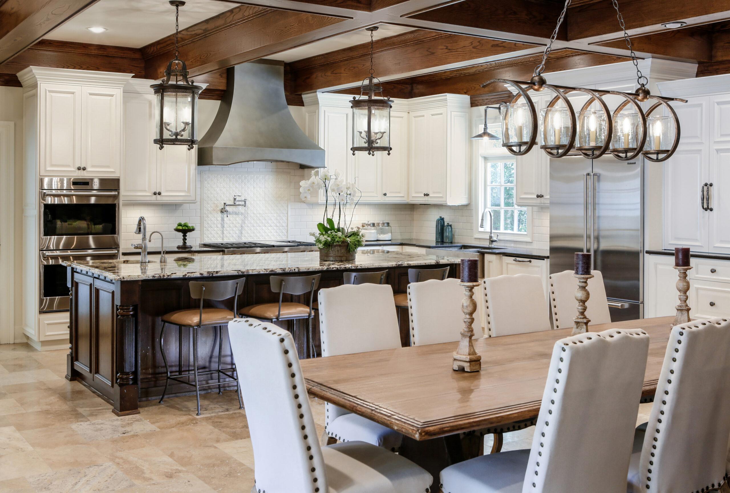 Kitchen by Valerie Garrett Interior Design