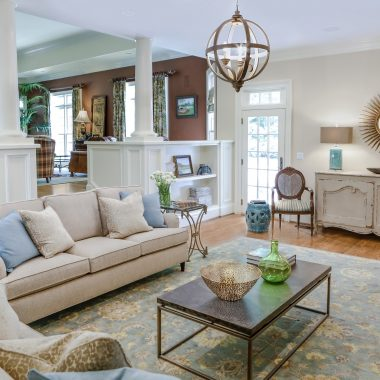 Living by Valerie Garrett Interior Design