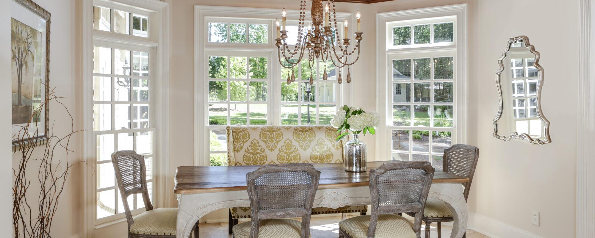 Dining by Valerie Garrett Interior Design